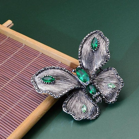 Vintage Butterfly Brooches