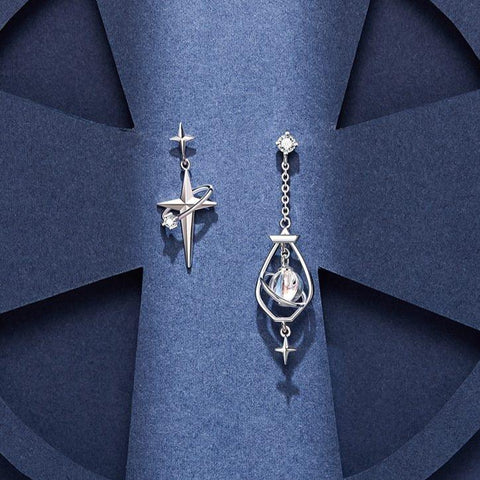 Majestic Northern Star Earrings