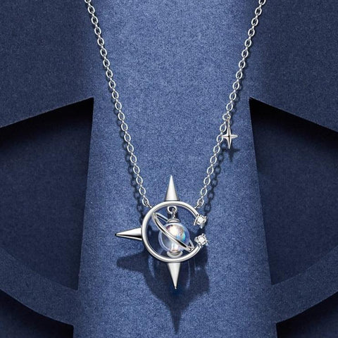 Majestic Northern Star Pendant