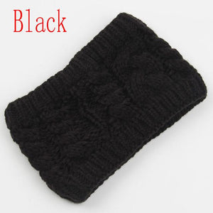 Knitted Winter Headbands