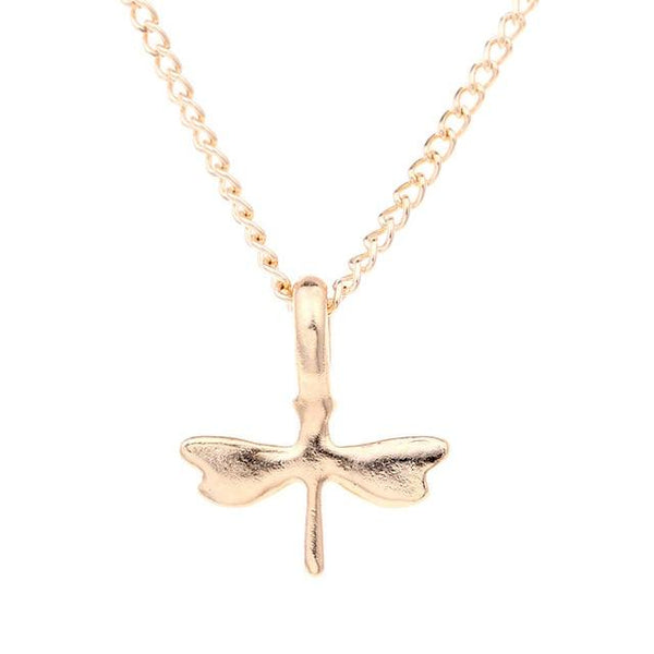 Free Spirit Dragonfly Pendants