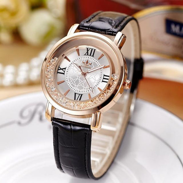 Rose Gold Luxury Watches