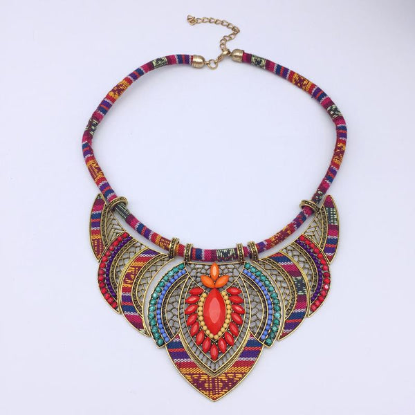 Boho Tribal Chokers