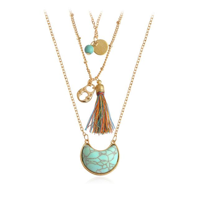 Beautiful Boho Necklaces