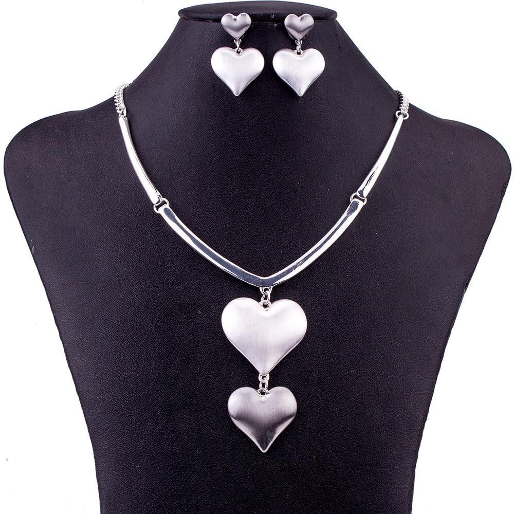 Linked Love Jewelry Sets