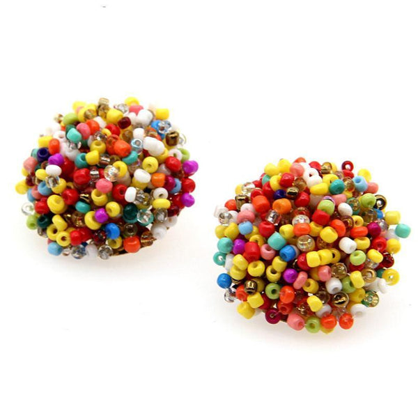 Bohemia Handmade Beaded Earrings