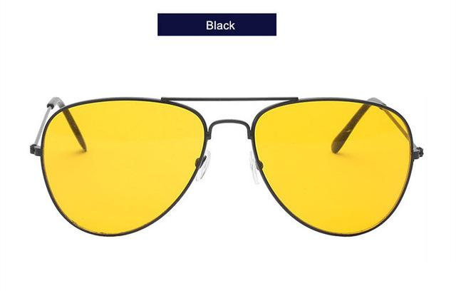 Pilot Aviation Night Vision Sunglasses