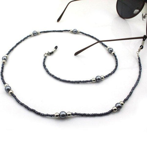 Vintage Metal Eyeglass Glasses Chain