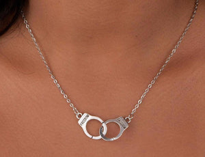 Freedom Handcuff Necklaces