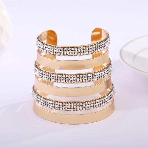 Chic Striped Cuff Bracelets