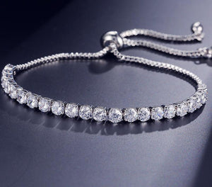Crystal Adjustable Bracelet