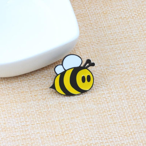 Cartoon Bee Pin
