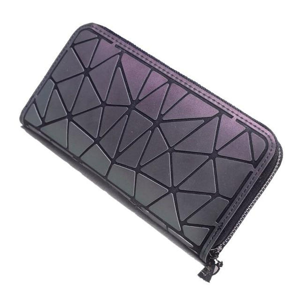 Lu - B - Luminous Wallet Zip Purse