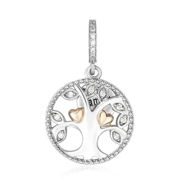 Family Tree of Life Charm