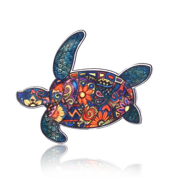 Acrylic Animal Brooches