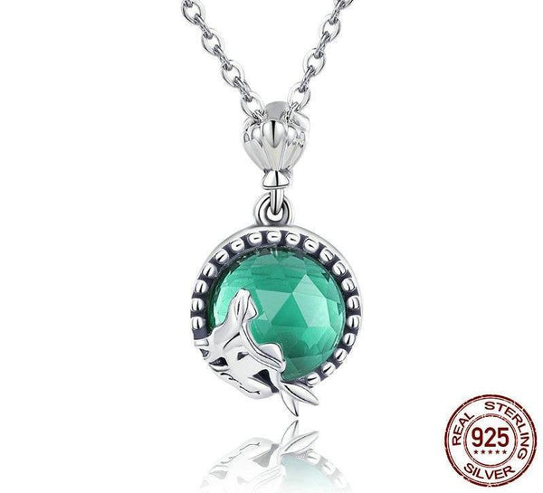 Mermaid Love Pendant