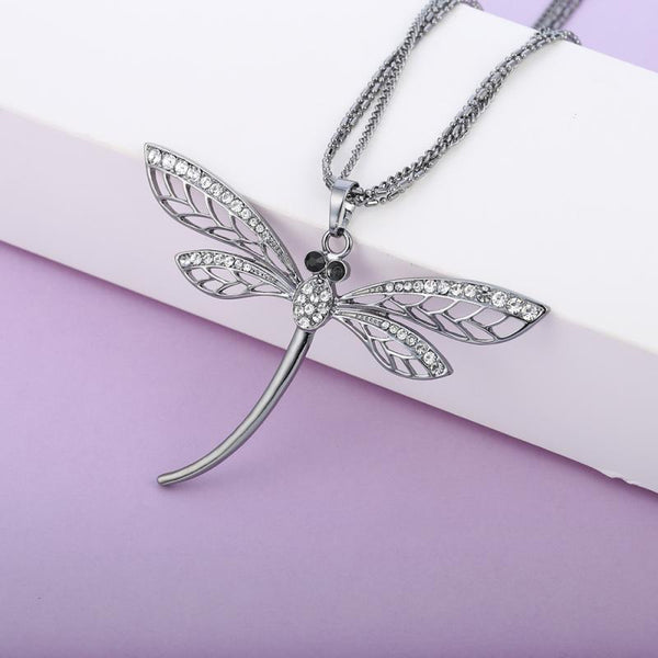 Chic Dragonfly Pendants