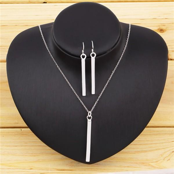 Elegant Drop Jewelry Set