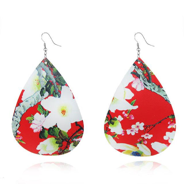 Boho Soul Teardrop Earrings