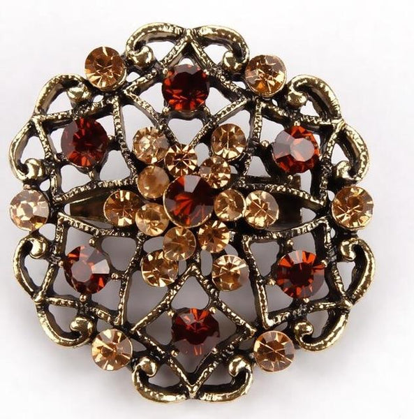 Antique Style Brooches