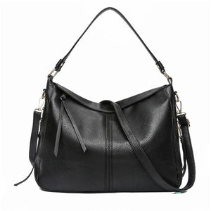 Luxury Leather Style Tote Bag