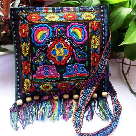 Boho Ethnic Satchel