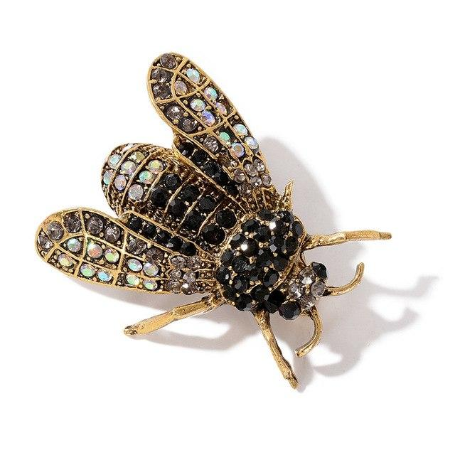 Exquisite Bee Brooches
