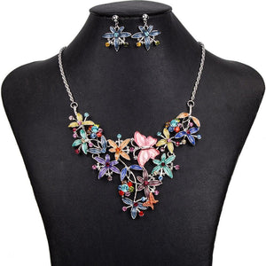 Secret Butterfly Jewelry Sets