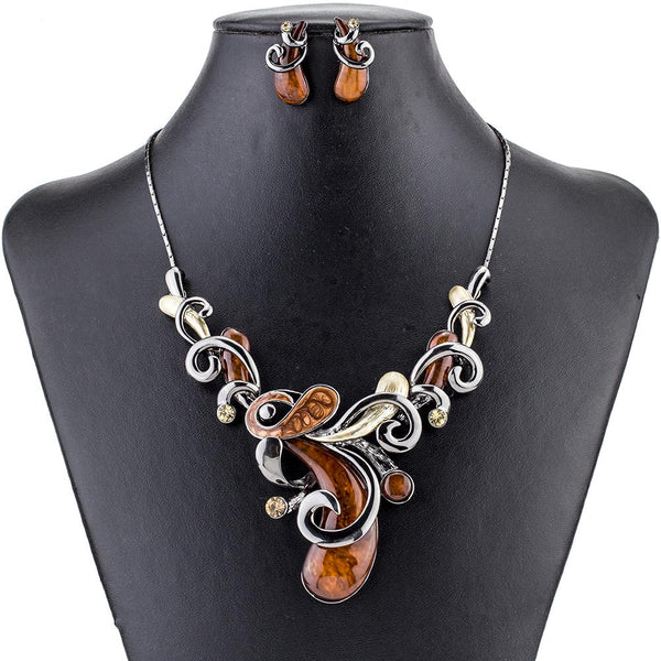Swirl Splash Jewelry Sets