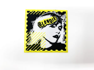 "PATCH BAR: Small ""Blondie Head"" Patch"