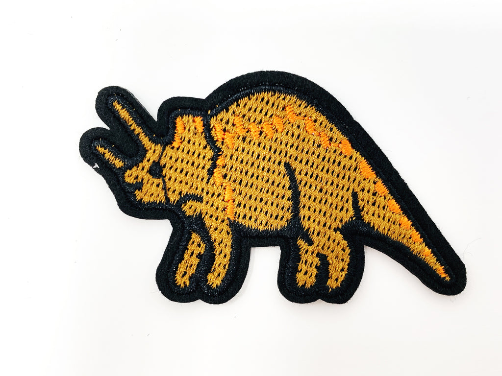 "PATCH BAR: Small ""Dino Delight"" Patch"