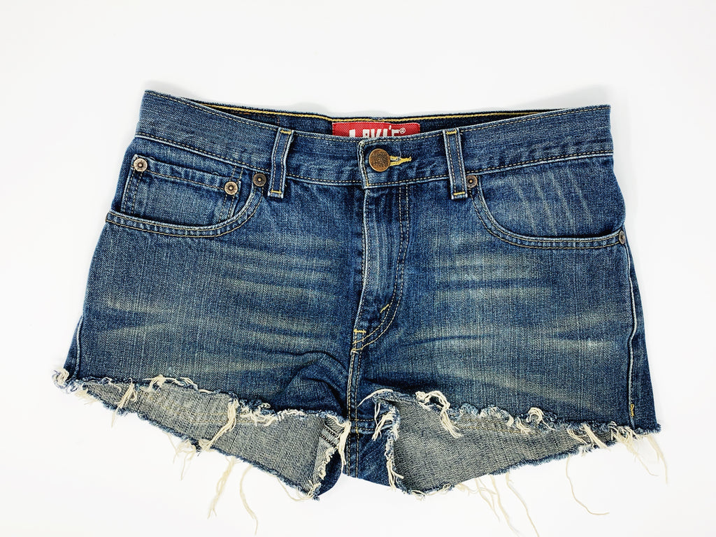 THE SCAVENGER COLLECTION:  Women's Levi Shorts Size 29