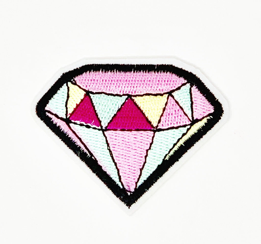 "PATCH BAR: Small ""Colorful Gem"" Patch"