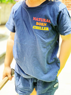 Boys NATURAL BORN CHILLER TEE