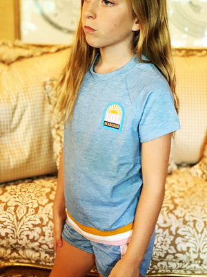 Girls SOL SEARCHER S/S SWEATSHIRT