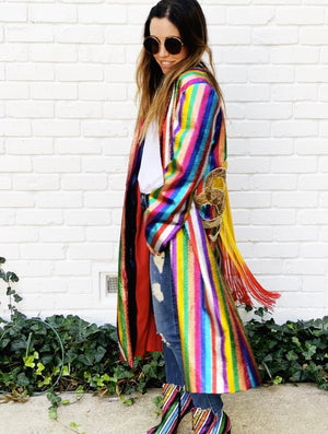Womens One of a kind Duster Coats