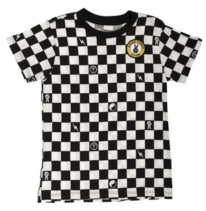 Boys CHECKER TEE