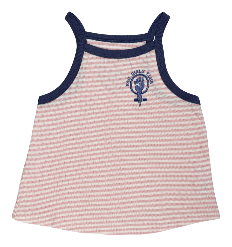 Girls RAD GIRLS CLUB RACERBACK TANK TOP