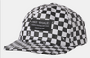 Kids Hat: Checker Snap Back Hat