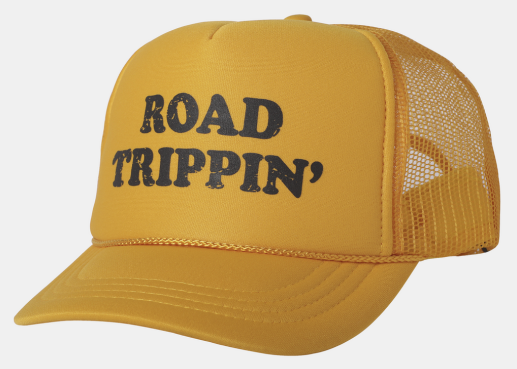 Kids Hat: Road Trippin' Trucker Hat