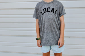 "Kids Tiny Whales Local"" Tee"