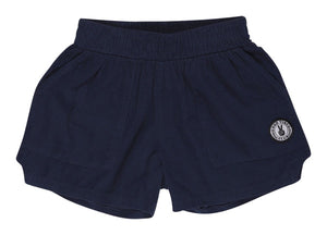 Kids  CORDUROY DAD SHORTS NAVY