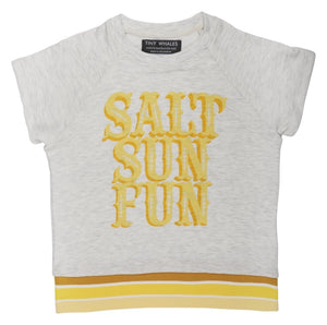 Girls SALT SUN FUN S/S SWEATSHIRT