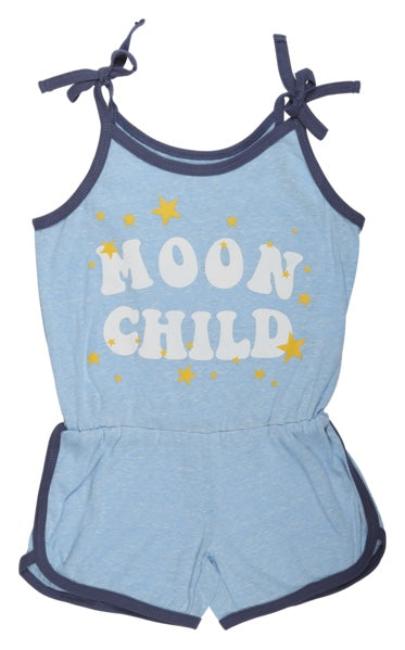 Girls MOON CHILD ROMPER