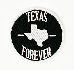 "PATCH BAR: Small ""Texas Forever"" Patch"