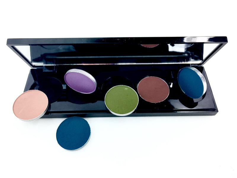 Empty Eye Shadow Palette
