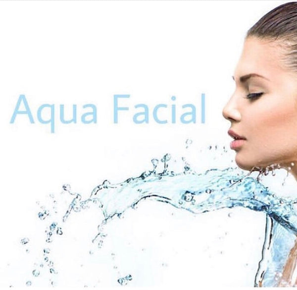 AQUA-FACIAL 50 MINUTES Package of 4 for $520