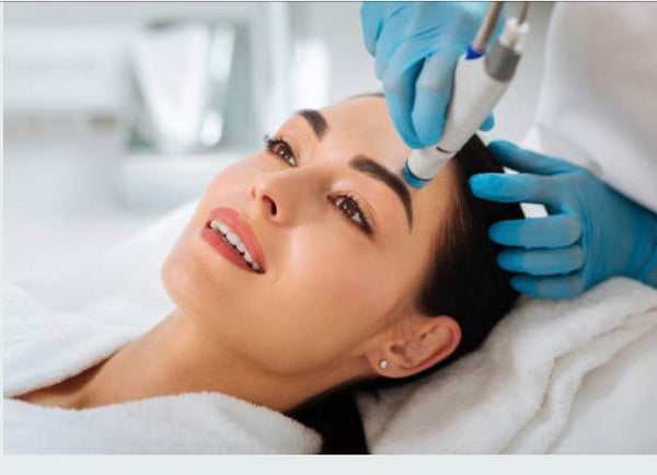 Package of 3 $315 -1 AquaFacial, 1 Chemical Peel, 1 Microdermabrasion
