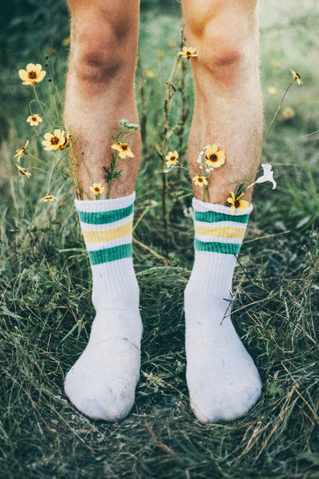 Flowers and Socks