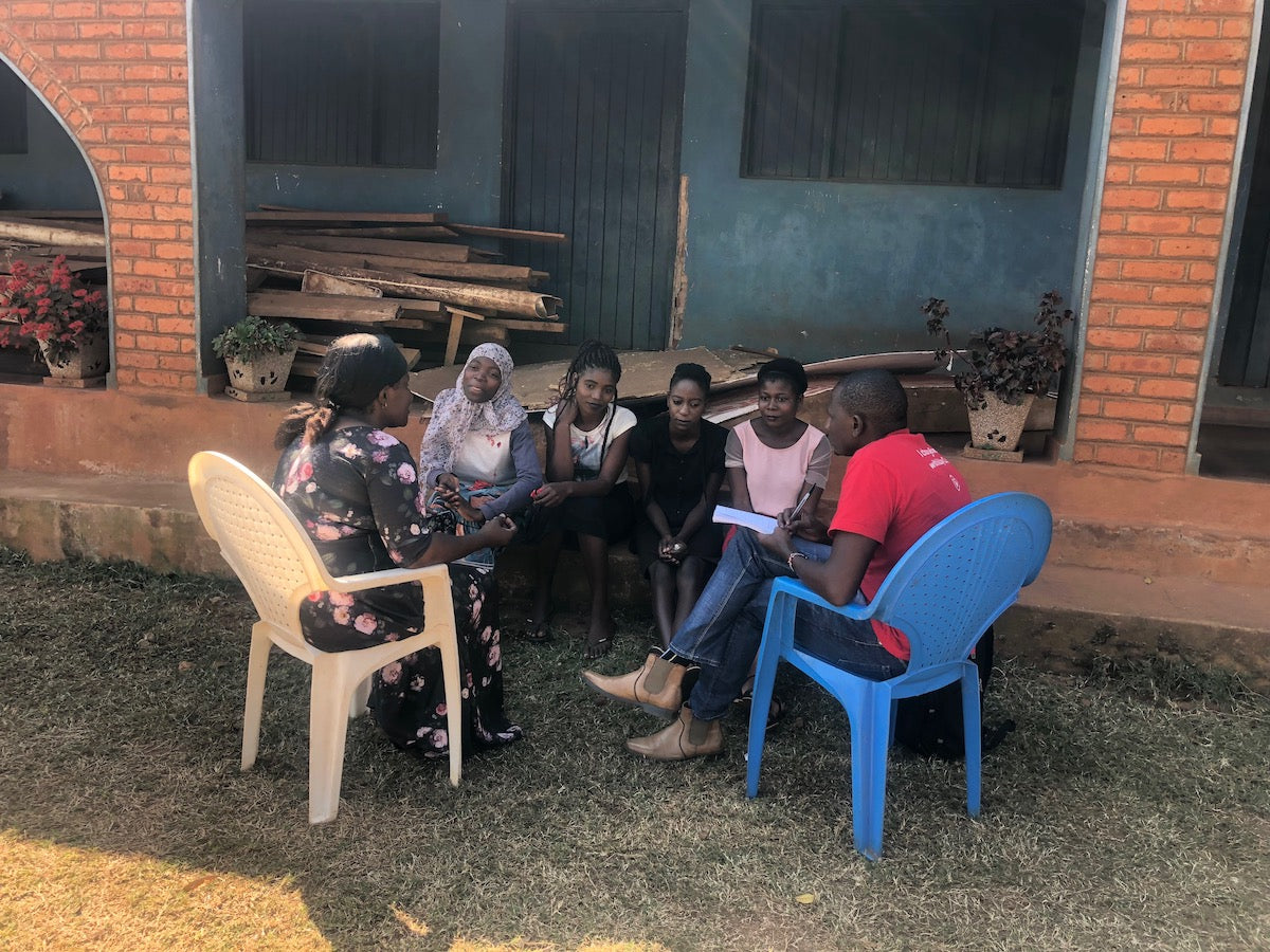 Field Report from Malawi: the power of peer to peer training